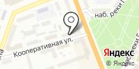 ПОРТНИХА на карте