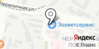 Новгородзооветснаб на карте