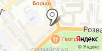 НИКО на карте