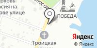 Комитет ЗАГС на карте