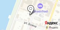 Новгородская городская ветеринарная станция на карте