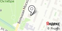 Администрация Новгородского муниципального района на карте
