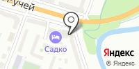 Плюмар на карте
