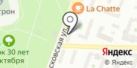 ЦветНовТорг на карте