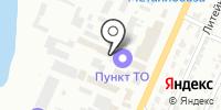 Техномаш на карте