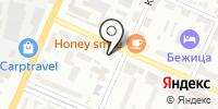 РыбаКит на карте