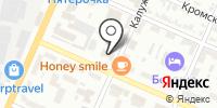 Баня №9 на карте