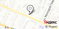 Универсалстрой на карте