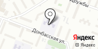Детский сад №40 на карте