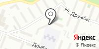 Наркологический кабинет Бежицкого района на карте