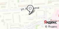 Брянсклифт на карте