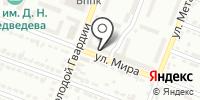 Районный участок №4 на карте