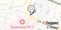 Ниточка на карте