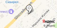 БауМакс на карте