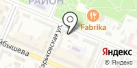 Холод-Сервис на карте