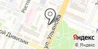 С-Текстиль на карте
