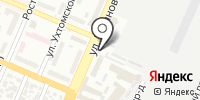 БОЯРД на карте