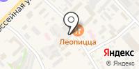 Брянский цех связи на карте