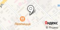 Супоневожилкомхоз на карте