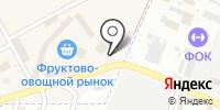 Продуктовый магазин на ул. Щукина на карте