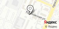 Стройналадка на карте