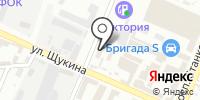 Брянскоблгаз на карте