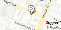 Связьстрой-7 на карте