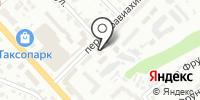 ПРОСТОР Телеком на карте