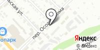 БРОФПИ на карте