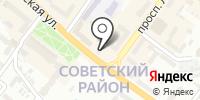 Центр фотоуслуг и широкоформатной печати на проспекте Ленина на карте
