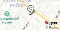 Адвокатский кабинет Никонова С.В. на карте