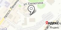 Ауди клуб Брянск на карте