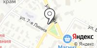 Адвокатский кабинет Шапошникова В.О. на карте
