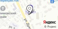 Мир инструмента на карте