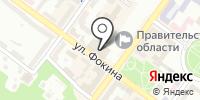 Брянский городской театр драмы им. А.К. Толстого на карте