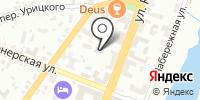 Межшкольный учебный комбинат Советского района г. Брянска на карте