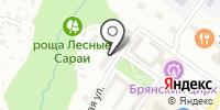 Центррыбвод на карте