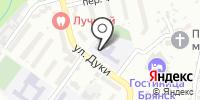 Spirit of Dance на карте