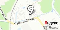 Брянскпромбурвод на карте
