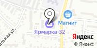 Игрушка Брянск на карте