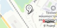 Оптовый склад на карте