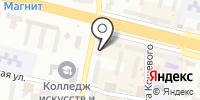 Леон на карте