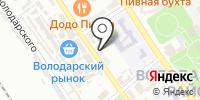 Комитет защиты прав автомобилистов на карте