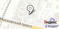 Межкомнатные двери на карте