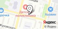 Девятка на карте