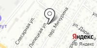 Ветеринарная лечебница Володарского района на карте