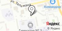 Скайлион на карте