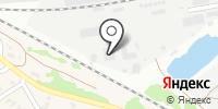 Эфос на карте
