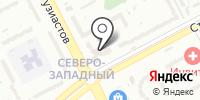 Санрайз на карте