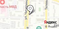 Парикмахерская на ул. Чичерина на карте